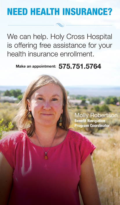 Health Insurance Enrollment Taos New Mexico